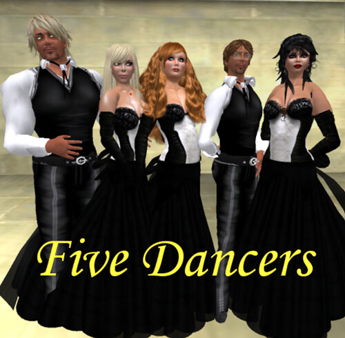 Five-Dancers