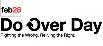Do Over Day is a new holiday in Canada