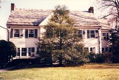 Wallace Stevens' house