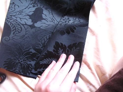 making a corset 16
