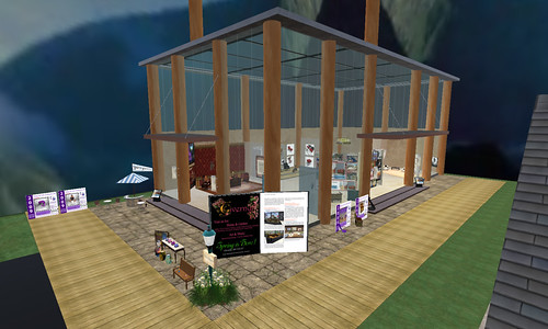 Prim Perfect Pavilion at the Expo