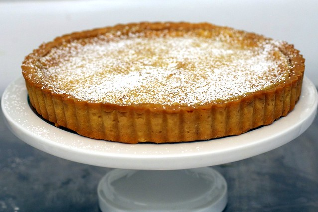 whole lemon tart