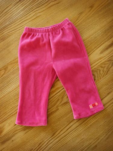 Vilkas in pink