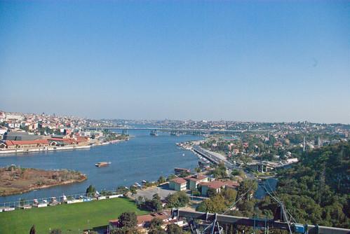 Golden Horn, Haliç, İstanbul, Pentax K10d