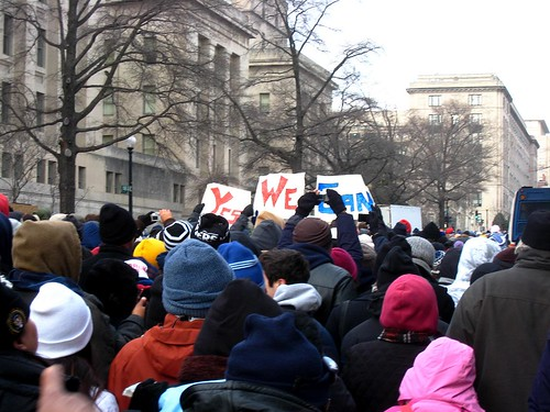 Obama Inauguration DC