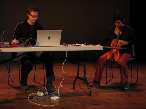Rachel Thompson / Jonathan Zorn duo