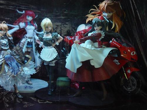 Fate Testarossa Uesugi Kenshin Rin Tousaka Yagami