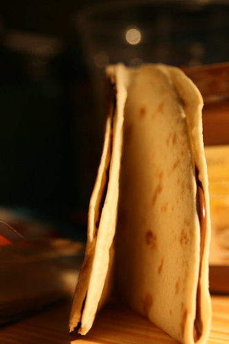 Nutella Tortilla