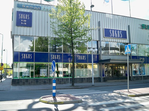 Sokos: A famous retailer like Shoppers Stop- Salo