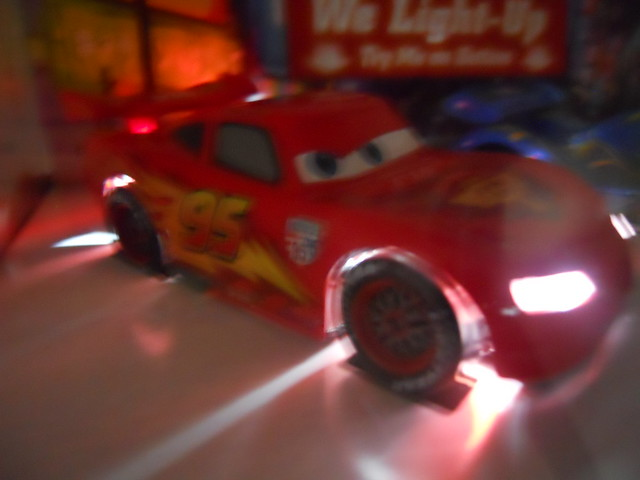 disney store cars 2 light ups diecast racers (4)