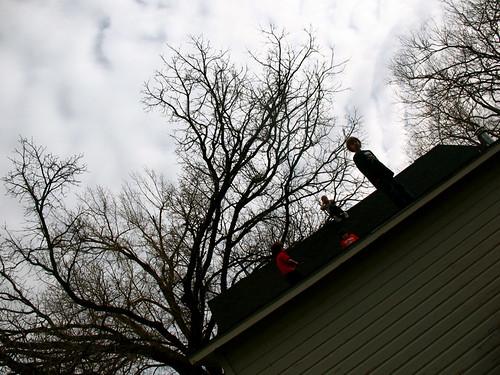roof kids