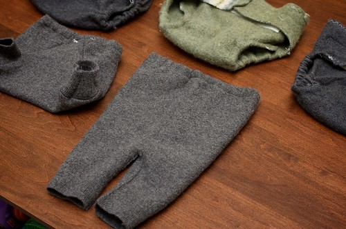 Wool Sleep Pants