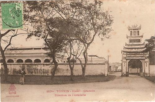 East Gate of Thang Long Citadel
