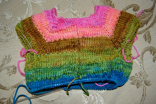 Tulips Sweater for Mim