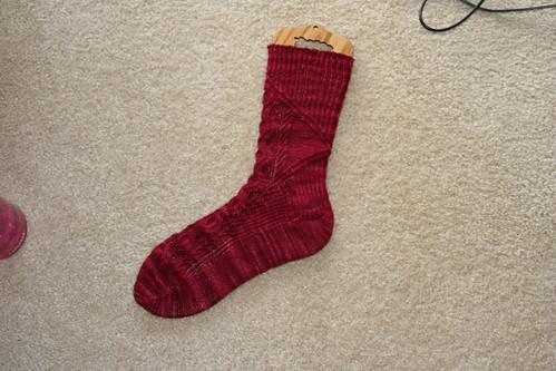 Digitessa sock #1