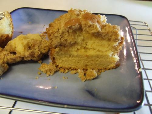 crumb cake 4.29.09