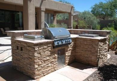 Phoenix Outdoor Kitchens Az Landscape Solutions