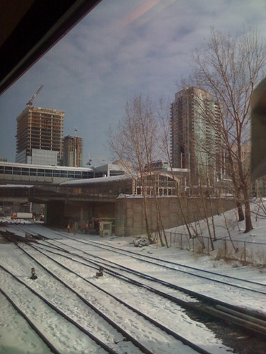 Almost at Union Station