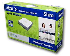 Shiro Broadband Router