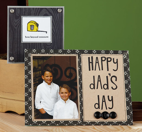 Heres Wendy Johnsons Love Beyond Measure and Layle Koncars Happys Dads Day cards.