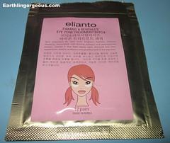elianto Firming & Revitalize Eye Zone Treatment Patch