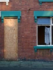 Mass demolition in Stoke-on-Trent