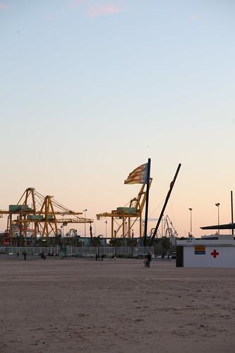 Puerto de Valencia (Port of Valencia)