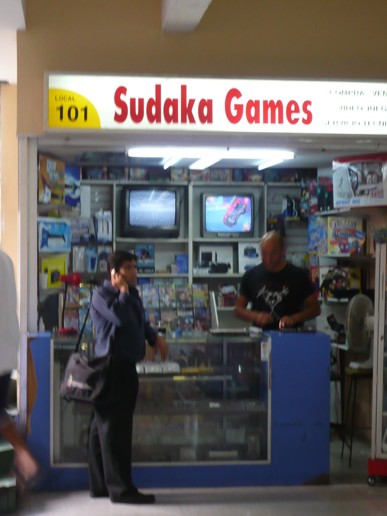 Sudaka Games, qon dö qojonë, sí señô
