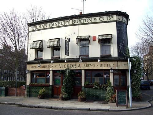 The Victoria (Bermondsey SE1)