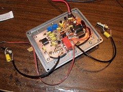 Homebrew 20 Watt Linear Amp | Ripples in the Ether