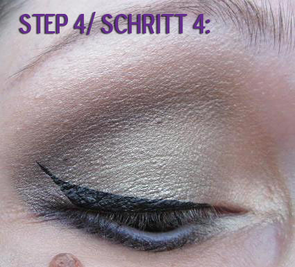 how to apply eyeliner to deep set eyes