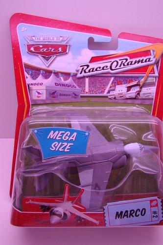 Disney CARS ROR Mega Sized Case C