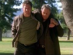 Di Nozzo and Gibbs in Family Secret