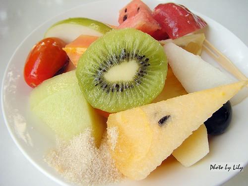 莉莉水果店的綜合水果盤