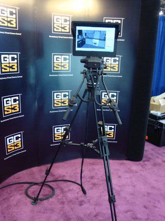 CGS3 Virtual Camera Control