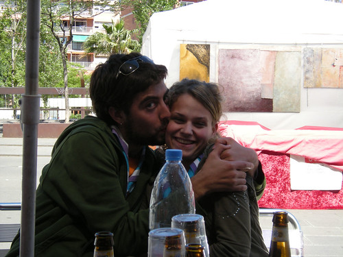 El Monstre bavós 2009 - parelleta enganxosa