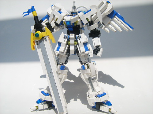 LEGO Tengen Taishi mecha