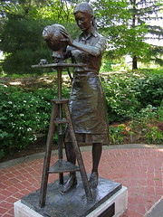 IMG_7757  Woman and Her Talents. 1978. Sculpto...