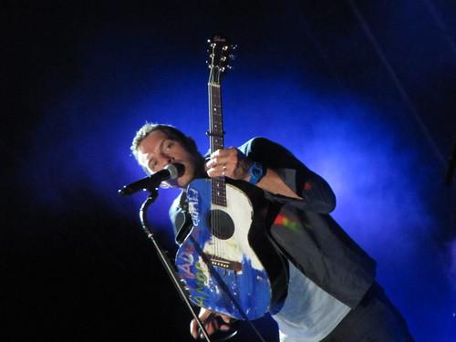 Coldplay live at Heineken Jammin' Festival, Parco San Giuliano, Venezia