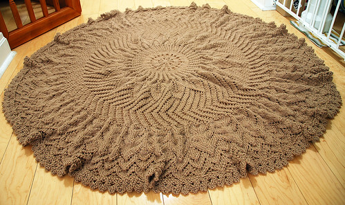 Girasole Blanket - FINISHED!