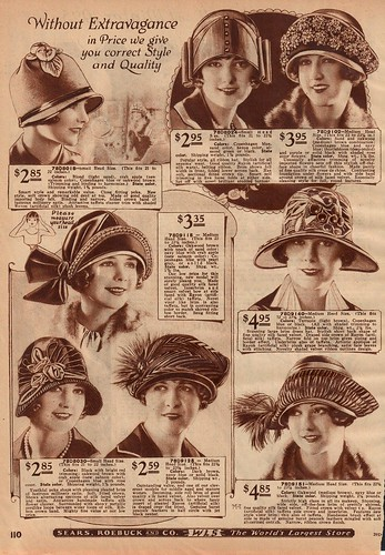 1925 Sears Catalog by HA! Designs - artbyheather.