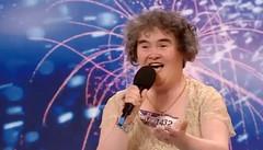 Viral singing sensation Susan Boyle