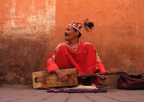 Photo Credit: Marrakech people (Morocco) by Ahron de Leeuw