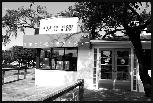 Little Big's, Now Open