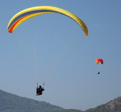 Turkish Paragliders