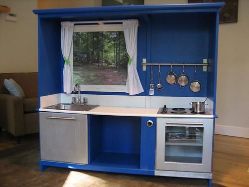 play kitchen by nirenire.