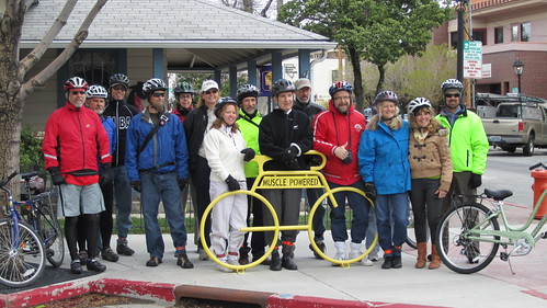 Ride with the City Supervisors