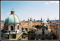 roofs of praha