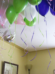 Jessica's balloons