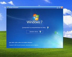 Windows 7 Instalación
